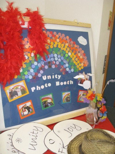 Unity Photo Booth