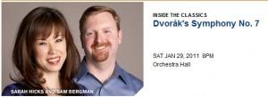 Dvorak's  Symphony #7