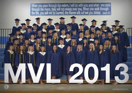 MVL Class of 2013